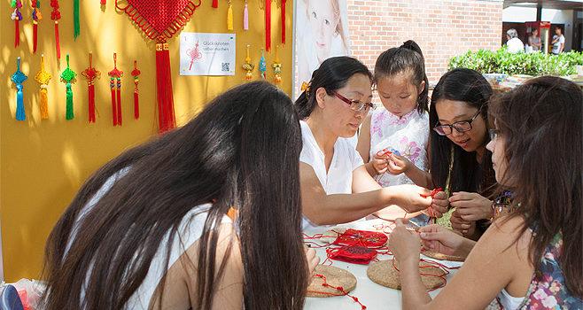 Toller Erfolg für die Chinesische Schule Regenbogen Saar