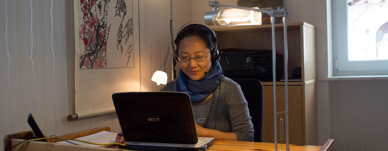 Miao Zhou - Übersetzungen Deutsc